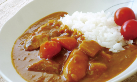 Kagamino countryside curry